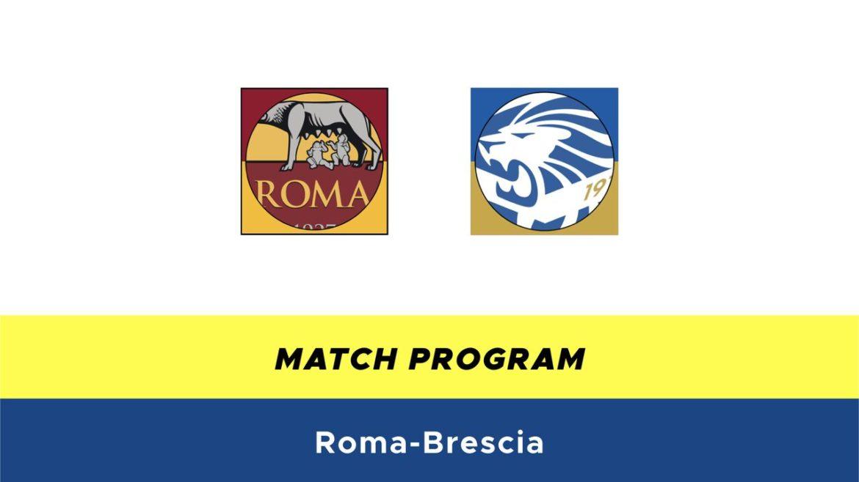 Roma-Brescia probabili formazioni