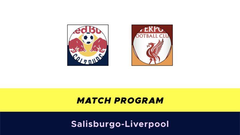 Salisburgo-Liverpool probabili formazioni