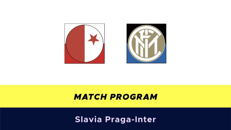 Slavia Praga-Inter probabili formazioni