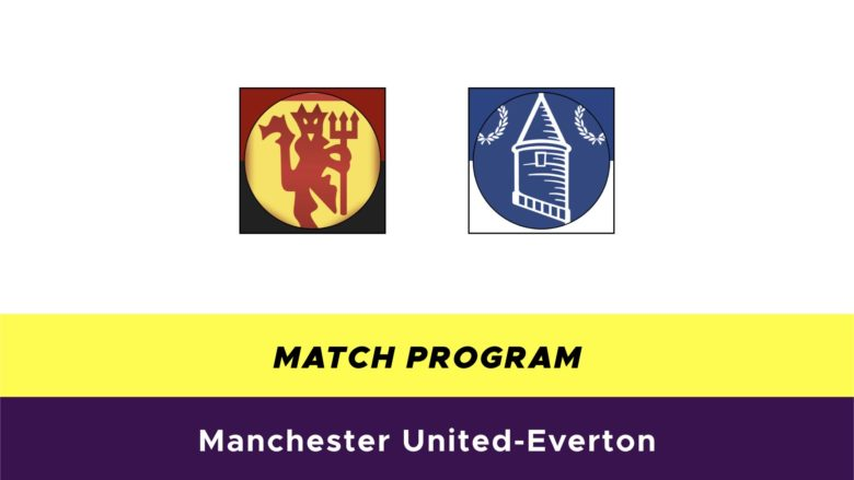 Manchester United-Everton probabili formazioni