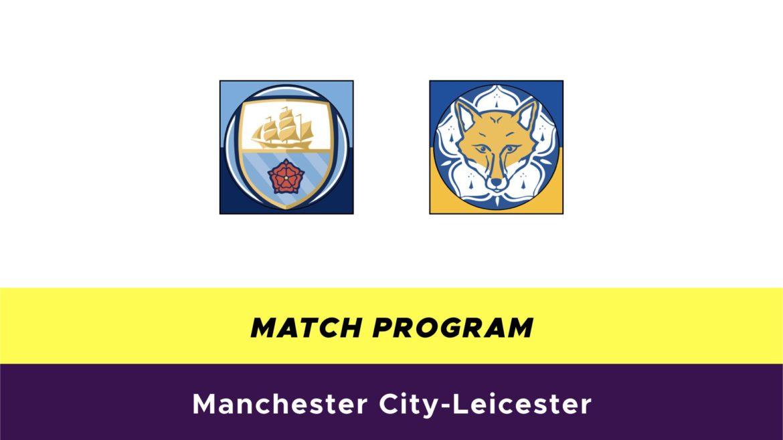 Manchester City-Leicester probabili formazioni