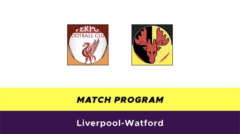 Liverpool-Watford probabili formazioni