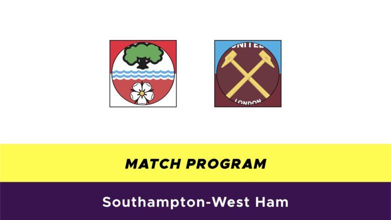 Southampton-West Ham probabili formazioni