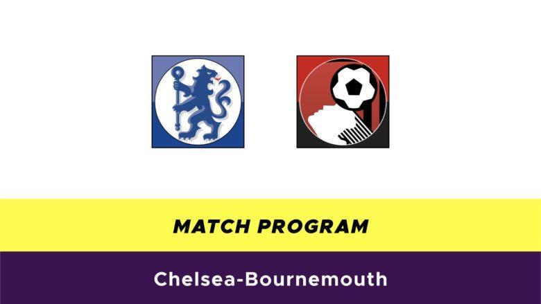 Chelsea-Bournemouth probabili formazioni