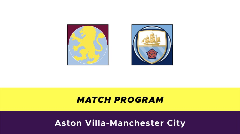 Aston Villa-Manchester City probabili formazioni