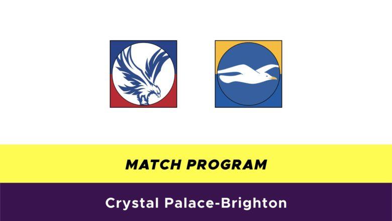 Crystal Palace-Brighton probabili formazioni