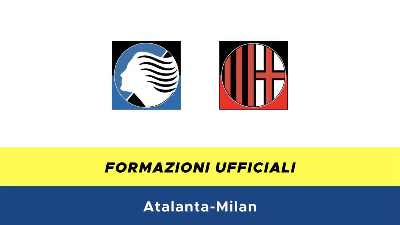 Atalanta-Milan formazioni ufficiali