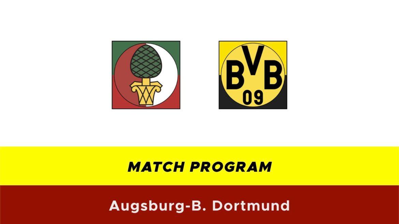 Augsburg-Dortmund probabili formazioni