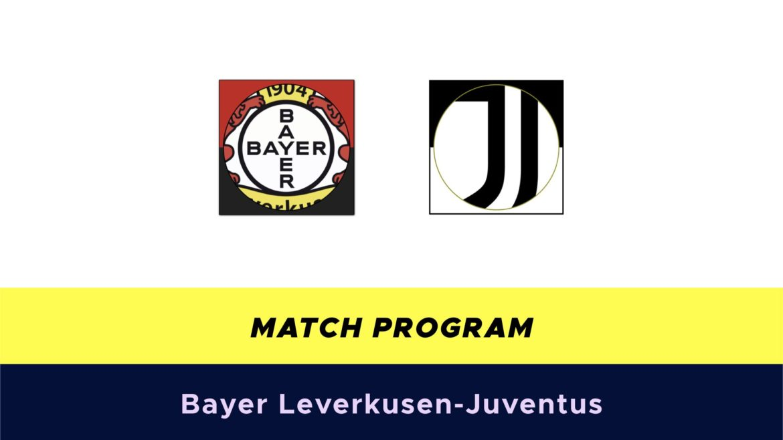 Bayern Leverkusen-Juventus probabili formazioni