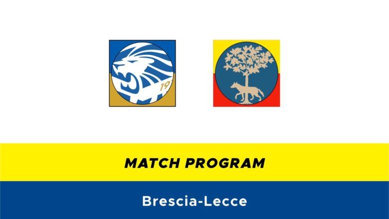 Brescia-Lecce probabili formazioni