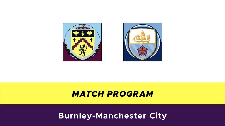 Burnley-Manchester City probabili formazioni