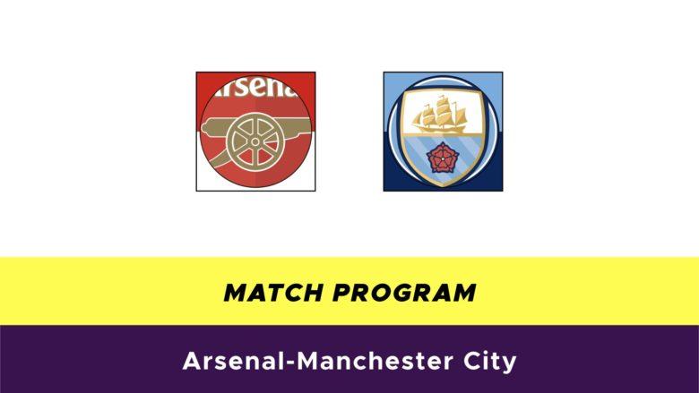 Arsenal-Manchester City probabili formazioni