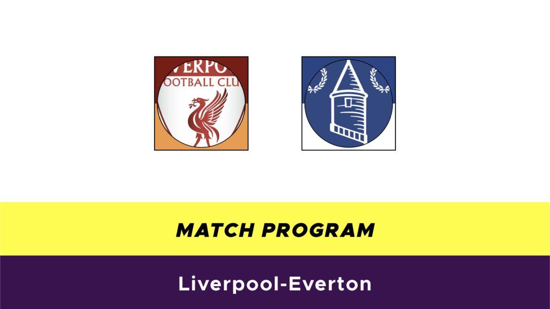 Liverpool-Everton probabili formazioni
