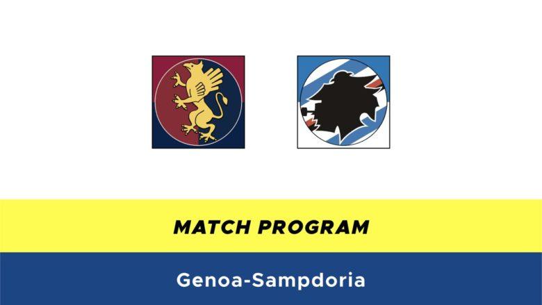 Genoa-Sampdoria probabili formazioni