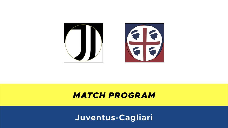 Juventus-Cagliari probabili formazioni