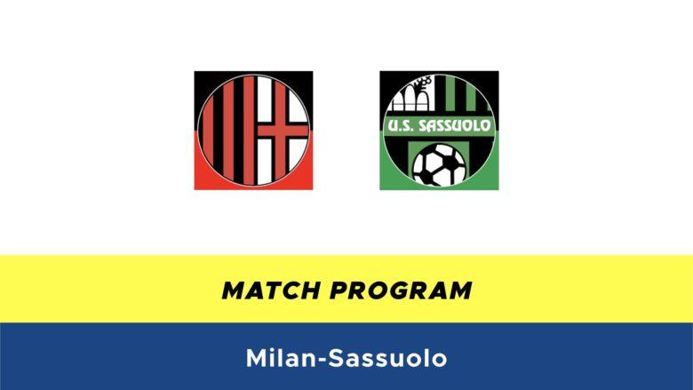 Milan-Sassuolo probabili formazioni