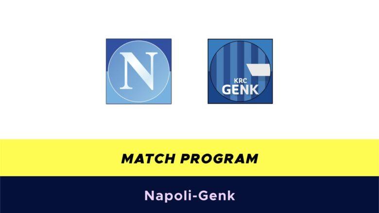 Napoli-Genk probabili formazioni