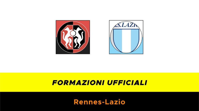Rennes-Lazio formazioni ufficiali