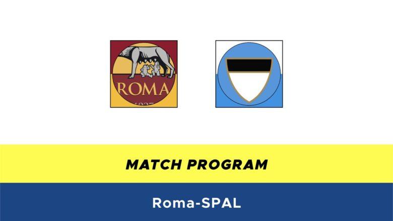 Roma-SPAL probabili formazioni