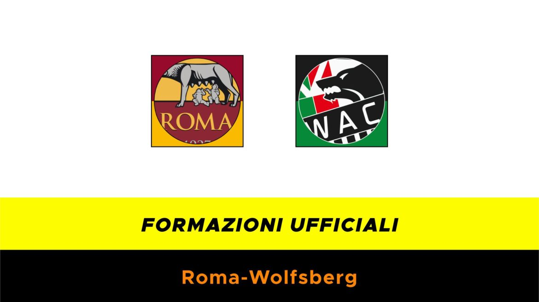 Roma-Wolfsberg formazioni ufficiali