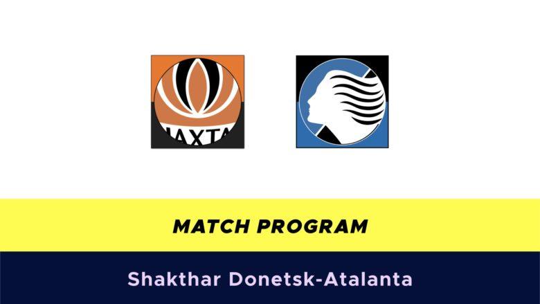 Shakhtar Donetsk-Atalanta probabili formazioni