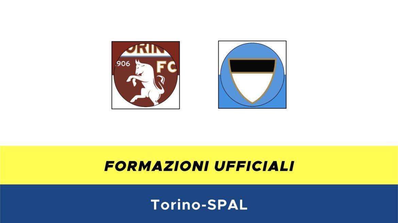 Torino-SPAL formazioni ufficiali
