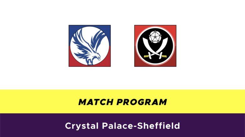 Crystal Palace-Sheffield probabili formazioni