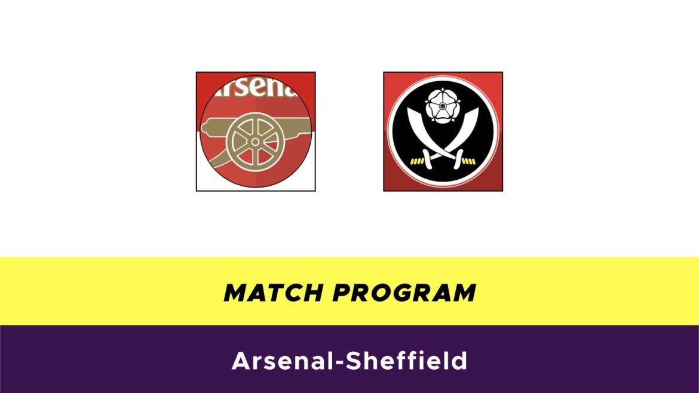 Arsenal-Sheffield probabili formazioni