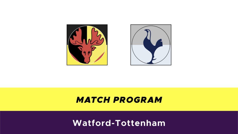 Watford-Tottenham probabili formazioni