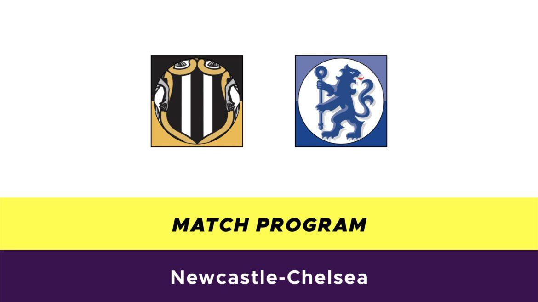 Newcastle-Chelsea probabili formazioni