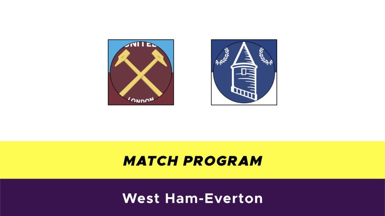 West Ham-Everton probabili formazioni