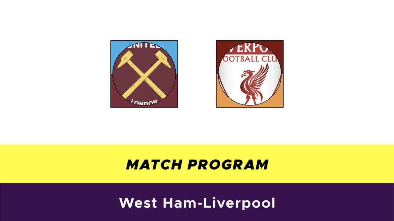 West Ham-Liverpool probabili formazioni