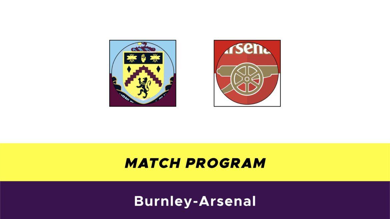 Burnley-Arsenal probabili formazioni