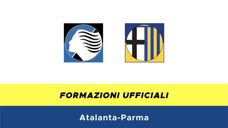 Atalanta-Parma formazioni ufficiali