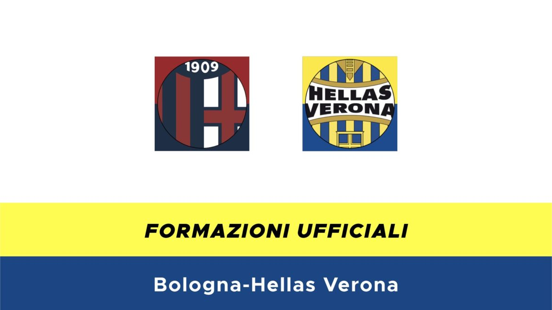 Bologna-Hellas Verona formazioni ufficiali