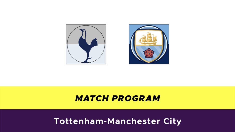 Tottenham-Manchester City probabili formazioni
