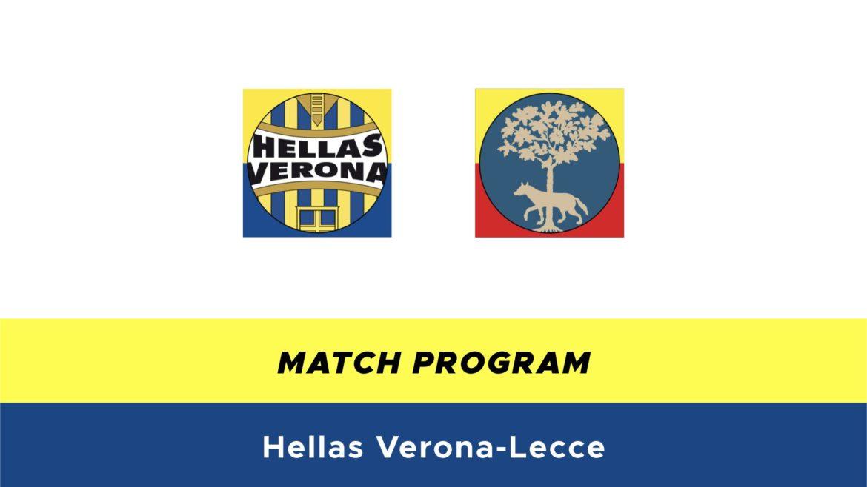 Hellas Verona-Lecce probabili formazioni