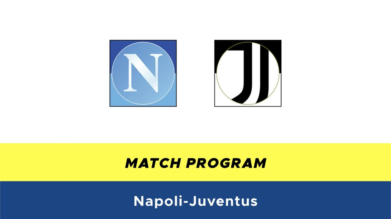 Napoli-Juventus probabili formazioni