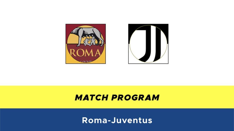 Roma-Juventus probabili formazioni