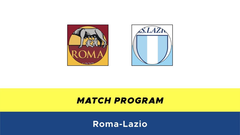 Roma-Lazio probabili formazioni