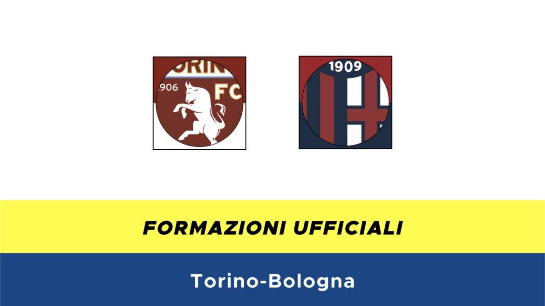 Torino-Bologna formazioni ufficiali