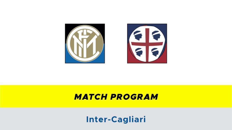Inter-Cagliari probabili formazioni