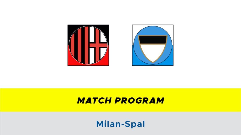 Milan-SPAL probabili formazioni