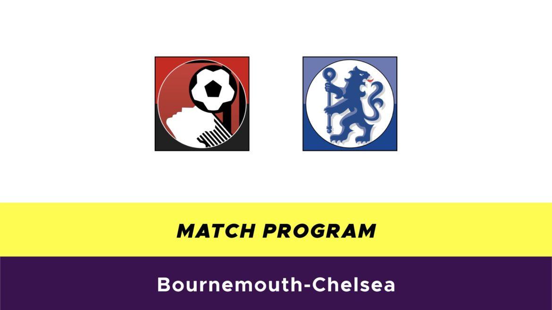 Bournemouth-Chelsea probabili formazioni