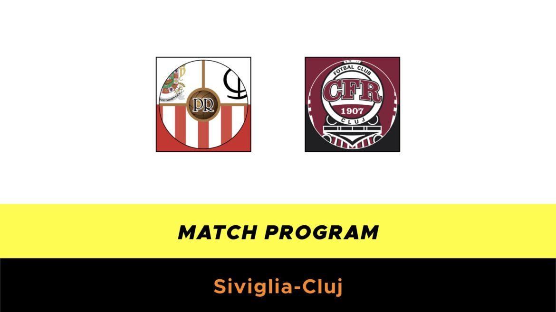 Siviglia-Cluj probabili formazioni