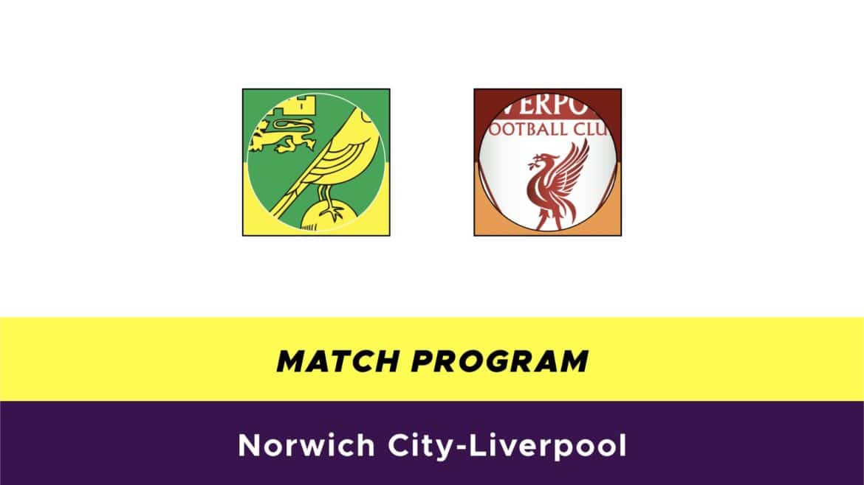 Norwich-Liverpool probabili formazioni
