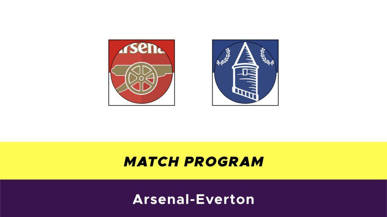 Arsenal-Everton probabili formazioni