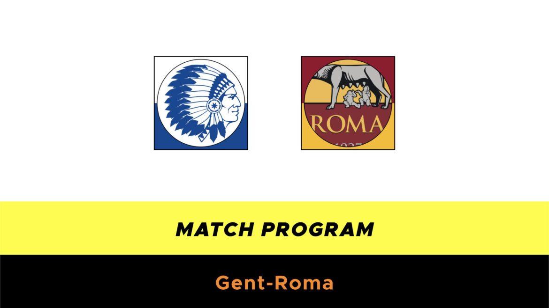 Gent-Roma probabili formazioni