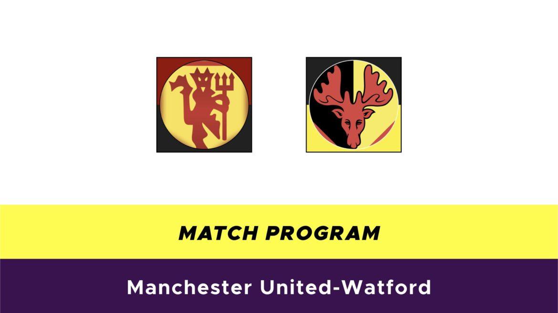 Manchester United-Watford probabili formazioni