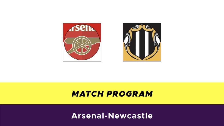 Arsenal-Newcastle probabili formazioni